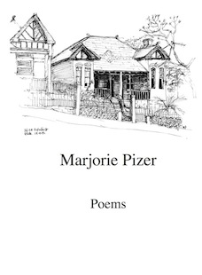 Marjorie Pizer Poems Cover